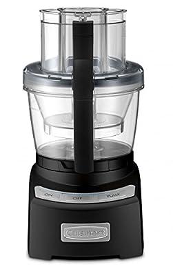 Cuisinart FP-12BKN Elite Collection 2.0 12 Cup Food Processor, Black