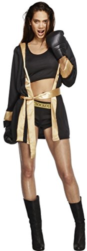 [Fever Knockout Costume Small] (Knock Out Costumes)