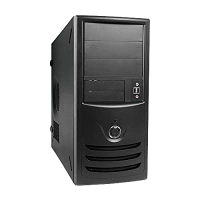 IN-WIN 350W TAC 2.0 ATX Mid Tower Case C589.CH350TB3