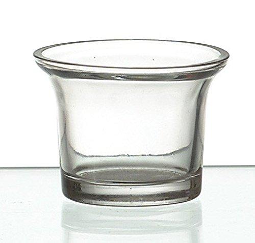 ROLLER Teelichtglas RUDI klar