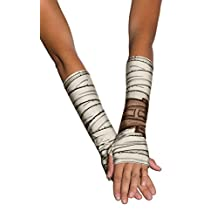 Rubie's Costume Co. Women's Adult Star Wars VII: the Force Awakens Rey Glovelettes