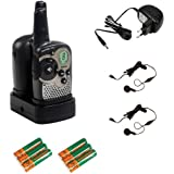 Topcom Twintalker 1302 DCP Duo Combi Pack - Walkie-talkie
