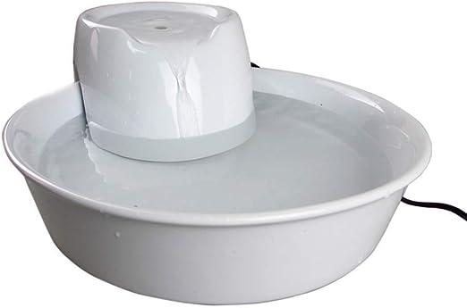 ShiBinPet 3.8L Dispensador de Agua para Mascotas Fuente de Filtro ...