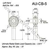 Aurora CB-5 CB Series 5/16