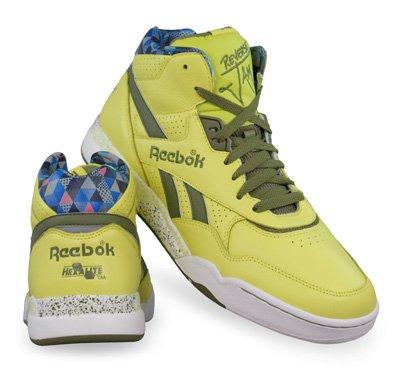Reebok - Zapatillas de deporte para hombre Amarillo