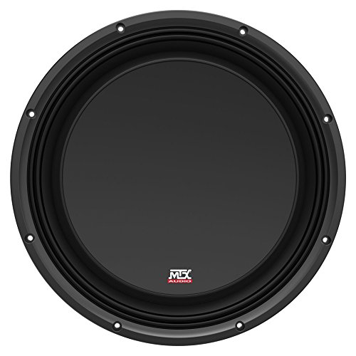 MTX 10' Shallow 300 Watts RMS 4 Ohm Subwoofer...