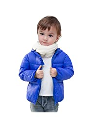 YOUNGBEST Toddler Children Baby Hoodie Down Jacket Winter Warm Outwears Coat