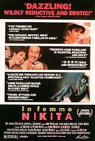 La Femme Nikita Original Movie Poster
