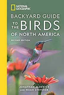 Book Cover: National Geographic Backyard Guide to the Birds of North America, 2nd Edition