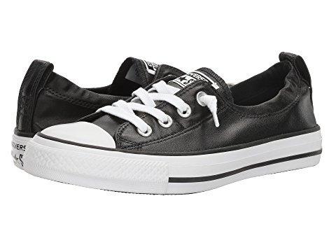 Converse Chuck Taylor All Star Shoreline Ox Women's Shoes Black/White 556688f