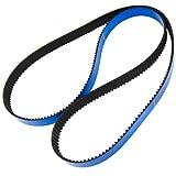 Gates K040420RB Blue Racing Micro-V Belt