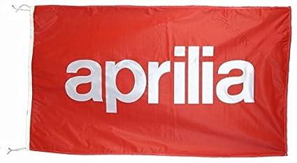 Amazon.com: Aprilia Moto Bandera Banner 3 x 5 ft: Jardín y ...