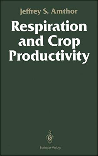 Respiration and Crop Productivity (Computers and Medicine)