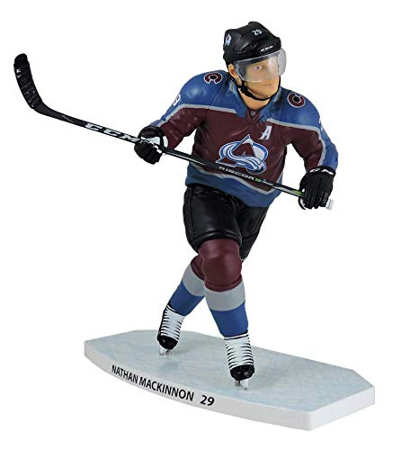 NHL Figures - Nathan Mackinnon, 12