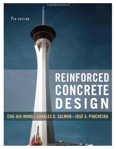 Reinforced Concrete Design by Wiley