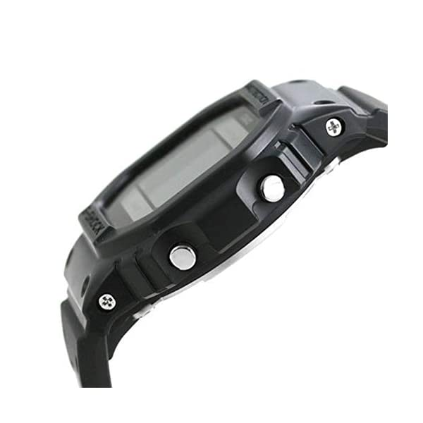 Casio Reloj Digital para Hombre de Cuarzo con Correa en Resina GW-B5600BC-1BER 4