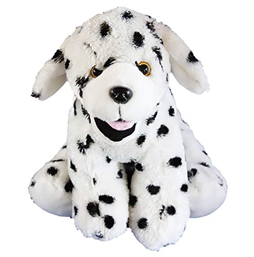 Cuddly Soft 16 inch Stuffed Dalmatian...We stuff 'em...you love 'em!]()