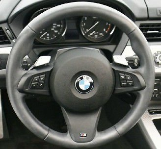 Bmw z4 steering wheel