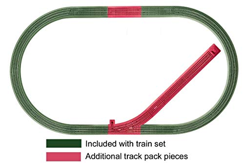 Lionel FasTrack Electric O Gauge, Siding Track