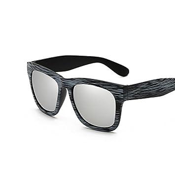 tocoss (TM) imitación madera gafas de sol Hombres Mujeres ...