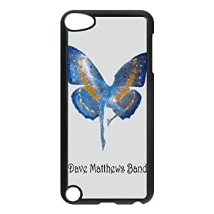 Beautiful Customized iPod 5 Case Hard Plastic Material Cover Skin For iPod iTouch 5th - Dave Matthews