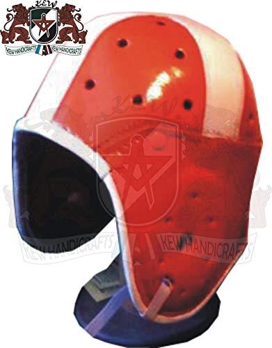GLOBALEXPORTSHUB Alabama 1930s Orang Tennessee Style Leather Football Helmet Strap