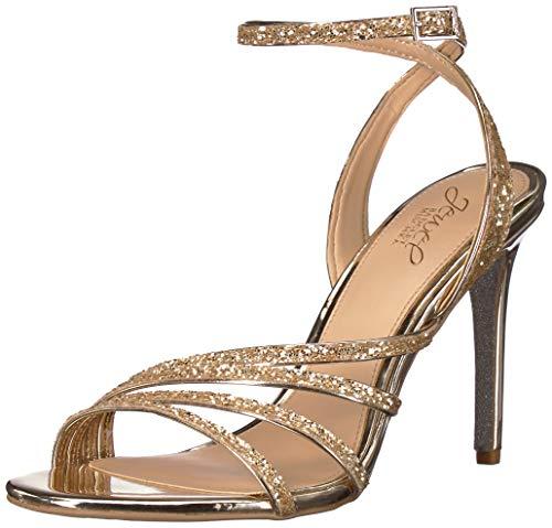 Badgley Mischka Jewel Women's Desiree Heeled Sandal,