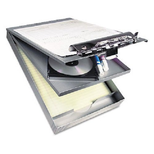 Saunders Cruiser Mate Aluminum Storage Clipboard, 1