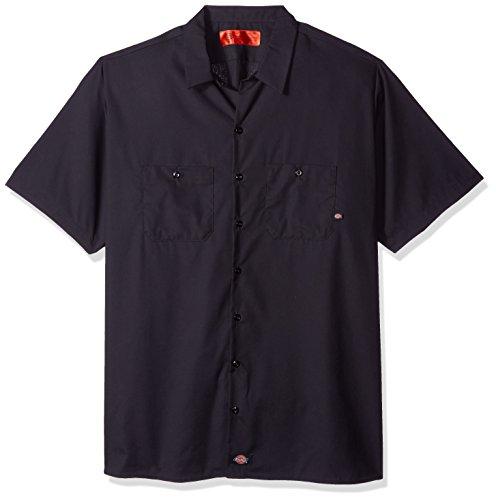 Pencil Short Work Shirt Sleeve (Dickies Men's Short Sleeve Industrial Work Shirt)