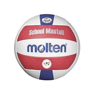 MOLTEN V5B-SM Schoolmaster - Balón de Voleibol de Playa: Amazon.es ...