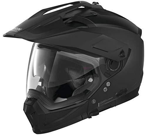 - Nolan N70-2 X Modular Helmet Flat Black XXL
