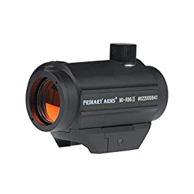 Primary Arms Micro Red Dot Sight w/ Removable Base - 2 MOA Dot MD-RBGII