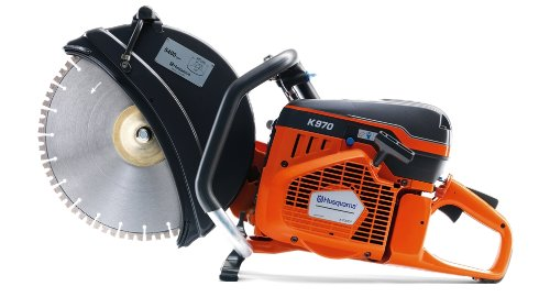 (Husqvarna 966477101 K970 14-Inch Power Cutter Hand Held Saw)