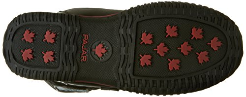 Women's Low Boots Grip Snow Pajar Black qzwPfW4