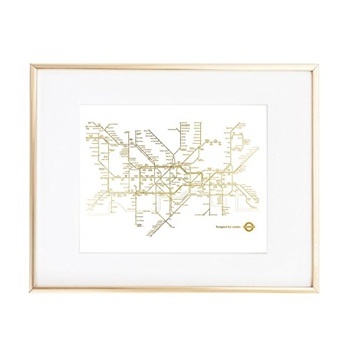 london-underground-map-gb-great-britain-gold-foil-art-wall-print-poster-0415
