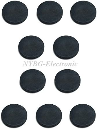 9mm Filter Lens Block 400-750nm Pass 808-1064nm IR Laser for CCD Cameras Pack of 10