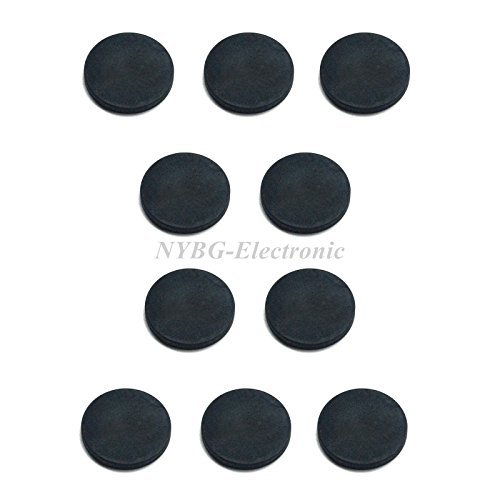9mm Filter Lens Block 400-750nm / Pass 808-1064nm IR Laser for CCD Cameras Pack of 10
