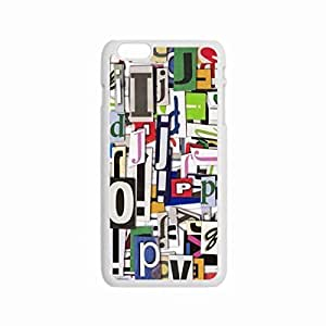 Scratch-Resistant Case for iphone 6,Colorful Clippings Customized Hard Back Case Cover For SamSung Galaxy S5 ?¨º?¡ìWhite 102206?¨º?