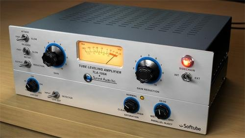 Softube Summit TLA-100A Tube Leveling Amplifier Plug-in