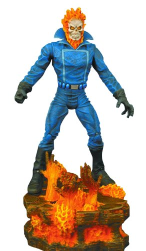 Marvel Select Ghost Rider Action Figure (Ghost Action Figure)
