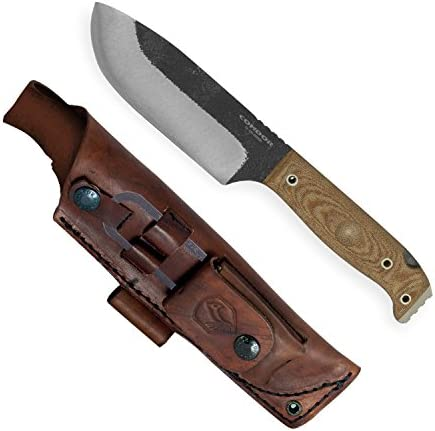 Condor Tool Knife, Selknam Knife