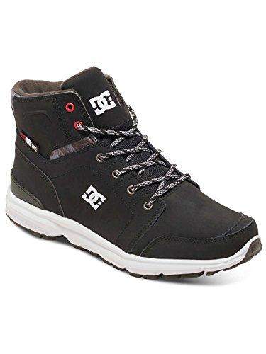 Chaussures Noir Dc Torstein Classiques Bottes Hommes Blanc zrXwz