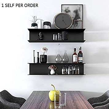 Indian Decor 76373 Wall Shelf Living Room Kitchen Wrought