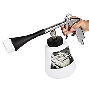 Car Cleaning Gun Washing Foamaster Nozzle Sprayer Gun Air Pulse Equipment