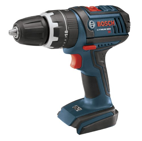 Bosch Bare-Tool HDS181B 18-Volt Lithium-Ion 1/2-Inch Compact Tough Hammer Drill/Driver
