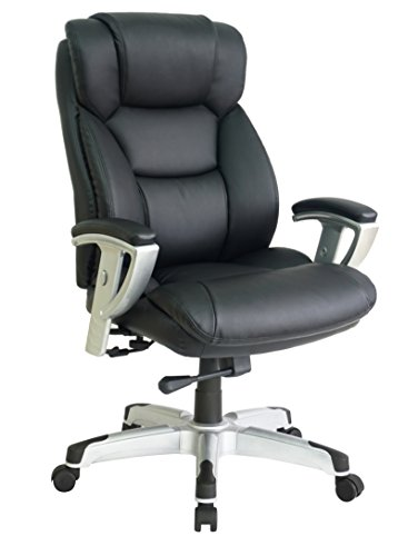 400 lb Capacity Executive Office Chair