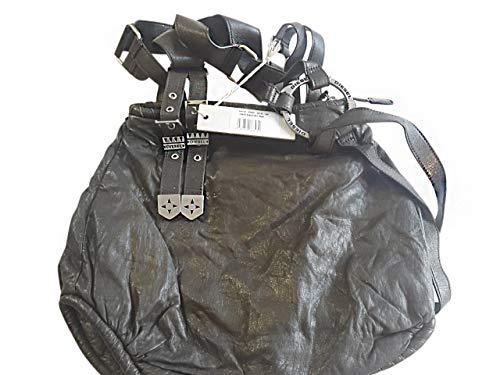 Diesel Handbag 00B682PR003H0189 Hand Luggage, 30 cm, 6 liters, Black (Schwarz)