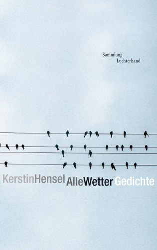 Amazoncom Alle Wetter Gedichte German Edition Ebook