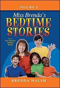 Miss Brenda's Bedtime Stories Book ()