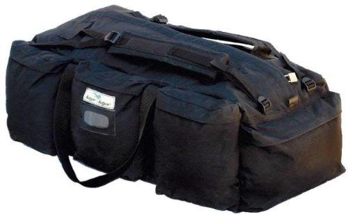 IDF Elite Carry All Bag / Backpack Chimidan Water Resistant Black by HAGOR